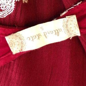 Altar'd State Dresses - Altar'd State Shirt dress!!